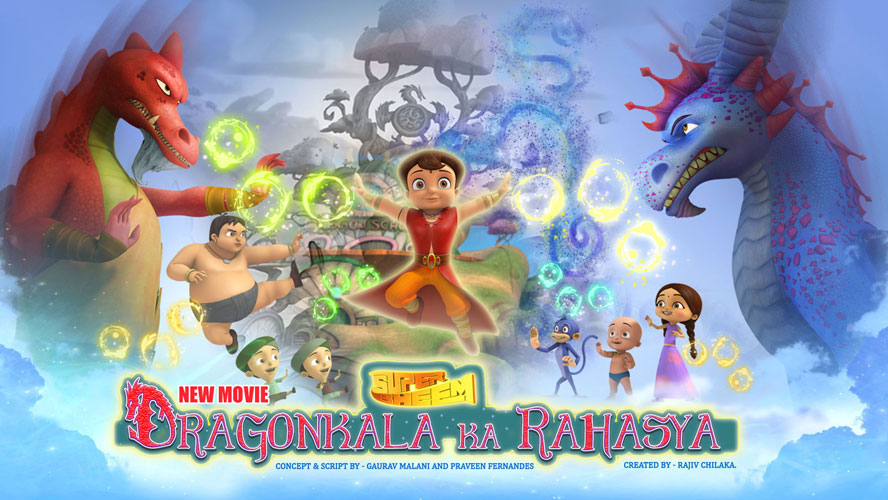 Super Bheem Our Dragonkala Ka Rahasya