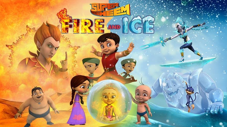 Super Bheem Fire and Ice