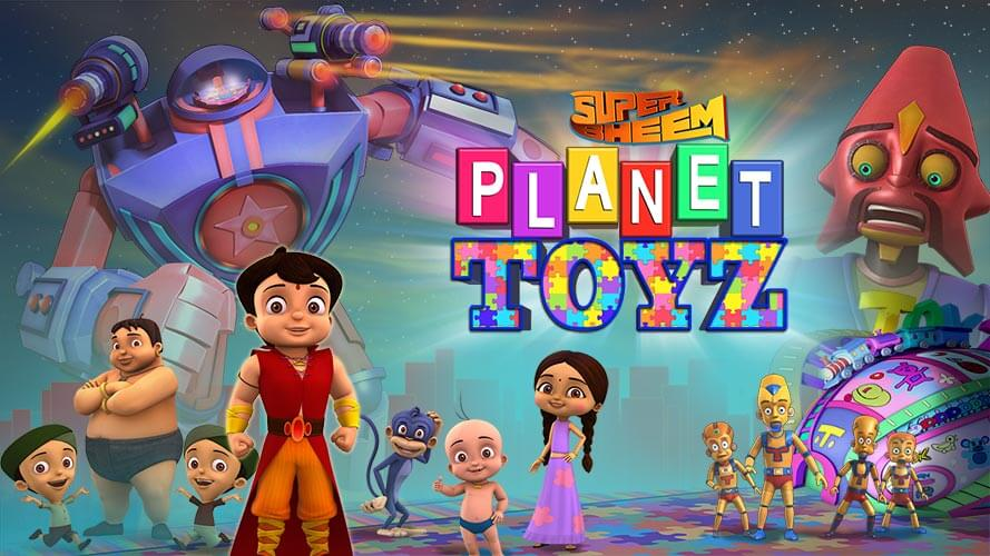 Super Bheem Planet Toyz